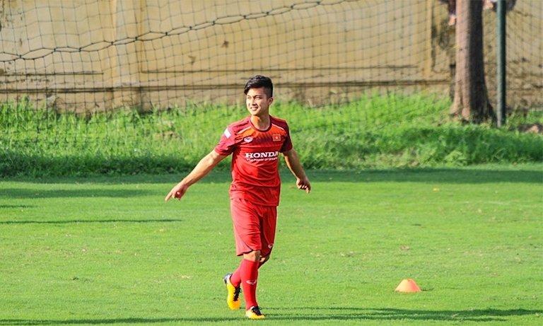 Martin Lò U23 Việt Nam