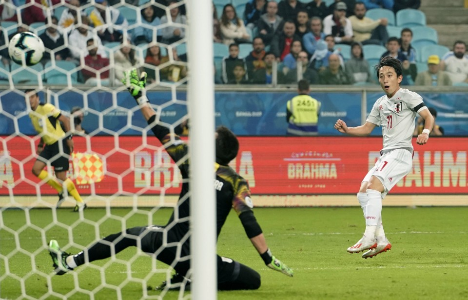 Nhận định Ecuador vs Nhật Bản - Copa America 2019