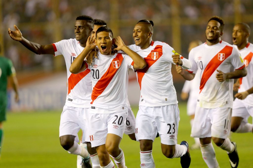 Thành tích đối đầu Bolivia vs Peru - Copa America 2019