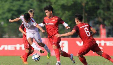 Xem trực tiếp bóng đá U23 Việt Nam vs U23 Myanmar hôm nay - Giao hữu quốc tế