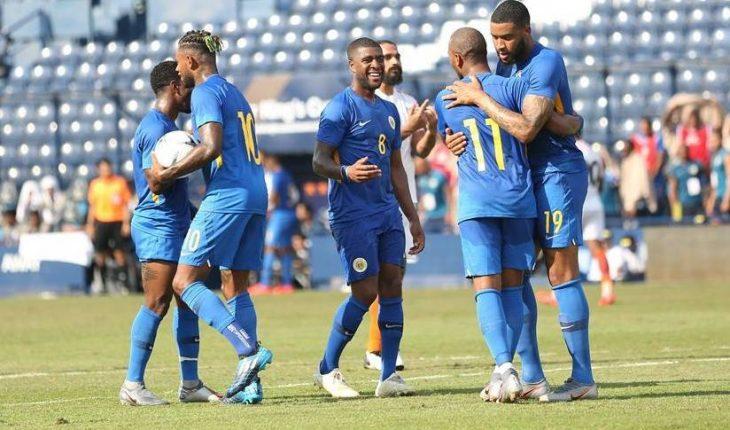Xem trực tiếp bóng đá Việt Nam vs Curacao hôm nay - King's Cup 2019