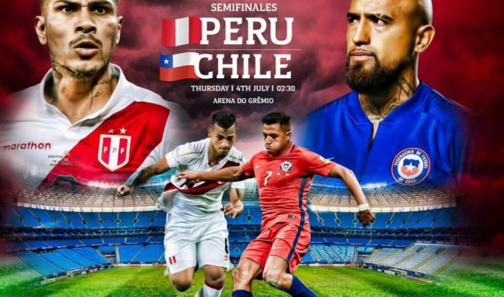 Lịch sử đối đầu và nhận định Chile vs Peru - Bán kết Copa America 2019