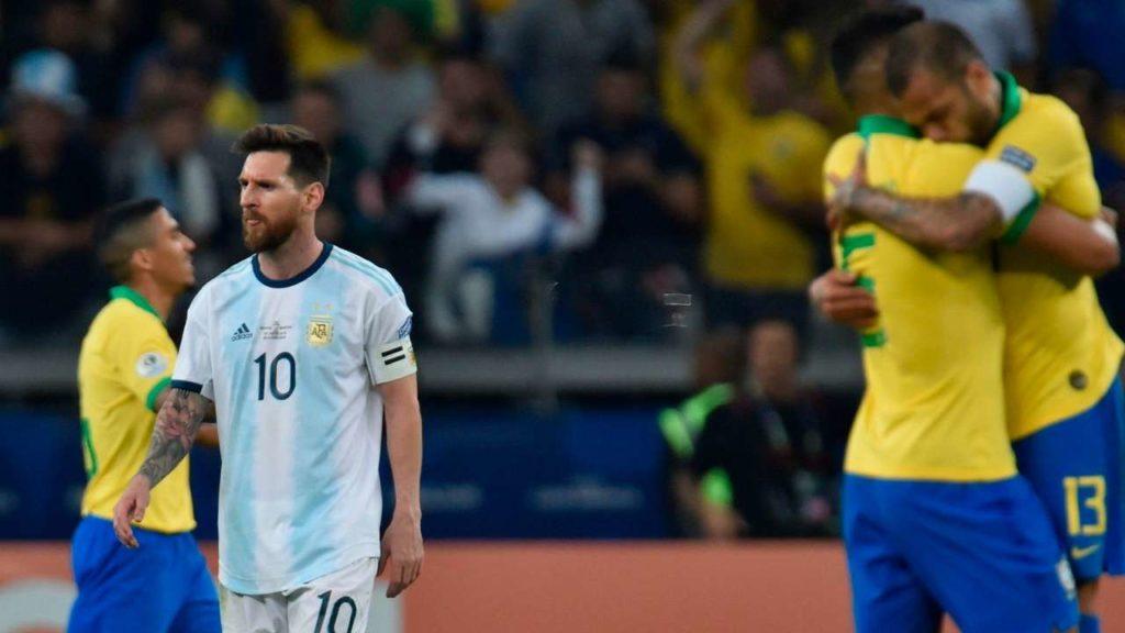 Nhận định Argentina vs Chile - Tranh hạng 3 Copa America 2019