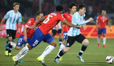 Xem trực tiếp bóng đá Argentina vs Chile - Tranh hạng 3 Copa America 2019