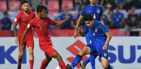 Xem trực tiếp bóng đá Indonesia vs Thái Lan hôm nay - Vòng loại World Cup 2022