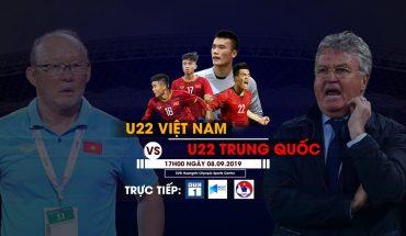 Xem trực tiếp VTC1 bóng đá hôm nay: U22 Việt Nam vs U22 Trung Quốc - Giao hữu Quốc tế
