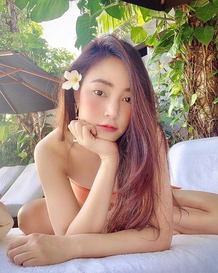 """Bạn gái Chanathip Songkrasin: Tuổi tác chẳng phải vấn đề với """"Messi Thái"""" 4"""