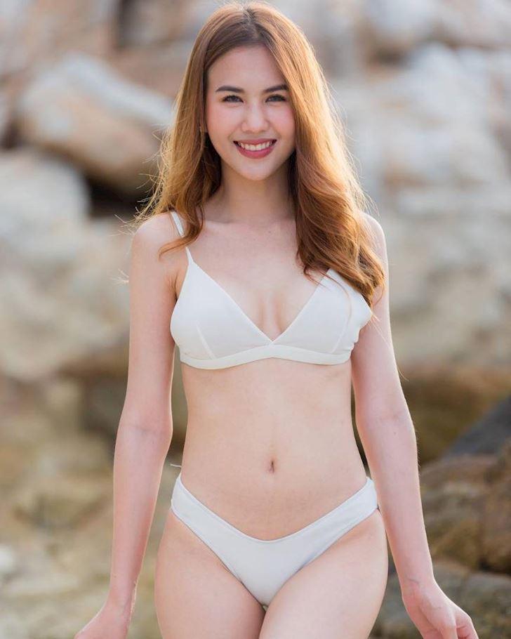 Butsakorn Eakkaphan: Cô bạn gái xinh đẹp của Supachai Jaided 1