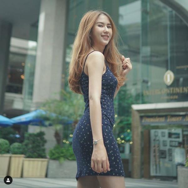 Butsakorn Eakkaphan: Cô bạn gái xinh đẹp của Supachai Jaided 5