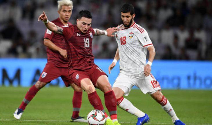 Xem trực tiếp bóng đá Thái Lan vs UAE - Vòng loại World Cup 2022