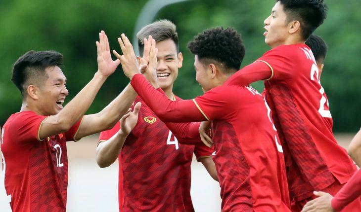 Xem trực tiếp bóng đá U22 Việt Nam vs U22 Lào hôm nay - SEA Games 30