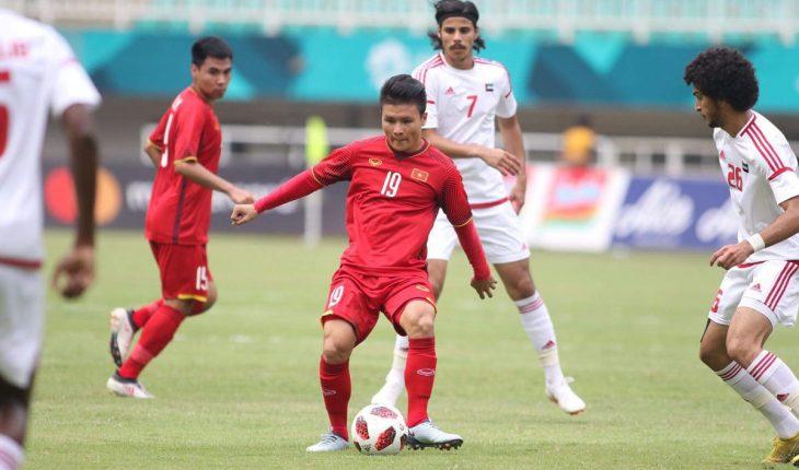 Xem trực tiếp bóng đá Việt Nam vs UAE hôm nay - Vòng loại World Cup 2022