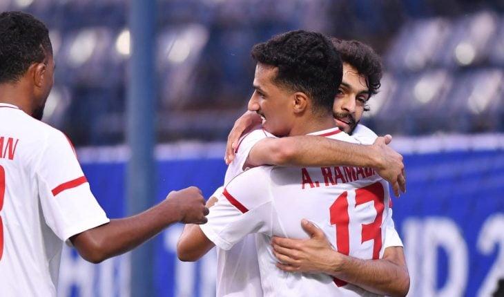 Trực tiếp U23 UAE vs U23 Jordan - VCK U23 châu Á 2020