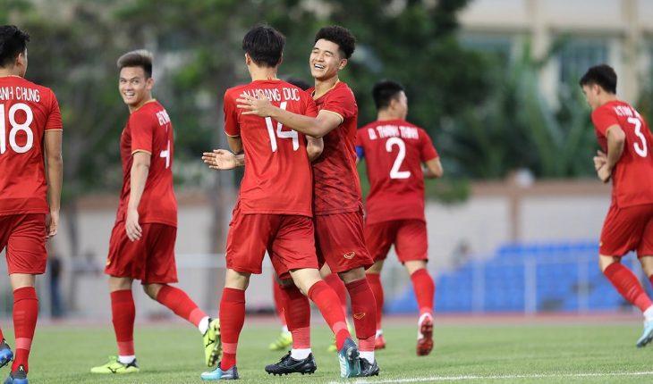 VTV6 trực tiếp bóng đá U23 Việt Nam vs U23 Jordan hôm nay - VCK U23 châu Á 2020