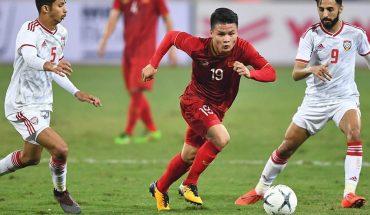 VTV6 trực tiếp bóng đá U23 Việt Nam vs U23 UAE hôm nay - VCK U23 châu Á 2020